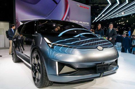 Представлен концепт автомобиля для путешествий минивэн GAC Entranze