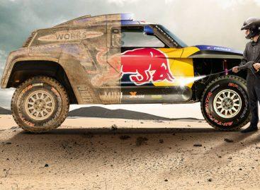 Kärcher представила мобильную автомойку 4х4 на «Дакар-2019»