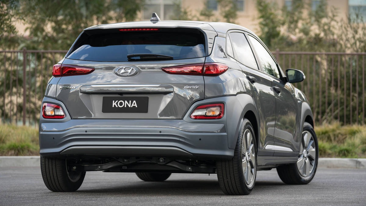Kona Electric CUV