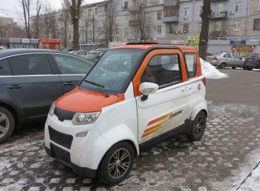 Электромобиль всего за $3500?