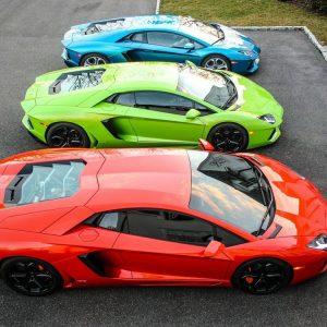 BASF представляет самые популярные автомобильные цвета 2018 года