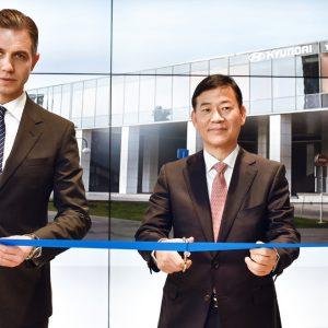 Hyundai объявляет об открытии первого учебного центра в России