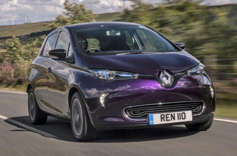 Renault ZOE шестой год подряд становится обладателем награды What Car?
