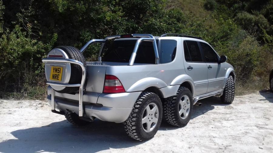 Mercedes-Benz-ML-6x6