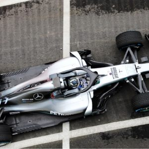 Mercedes провел запуск мотора на новом болиде Формула-1