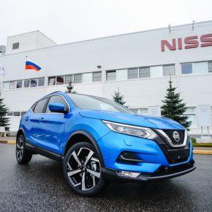 Nissan объявляет комплектации нового Nissan Qashqai