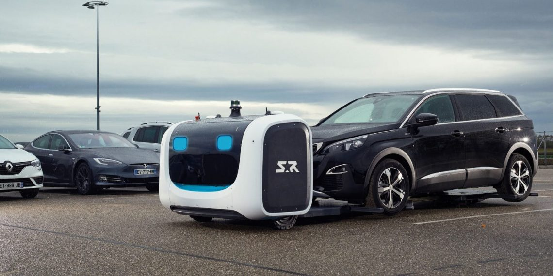 робот-парковщик