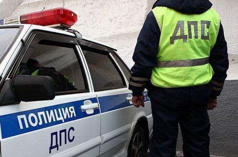 Автомобиль службы протокола премьер-министра Дмитрия Медведева наехал на пешехода