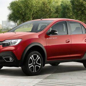 Renault готовится показать новые вседорожные Logan Stepway и Sandero