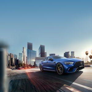 Специальный проект Mercedes-Benz в Яндекc.Навигаторе