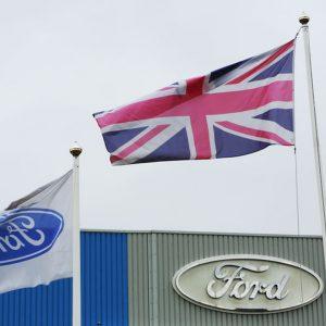 Производство Ford переносят из Великобритании из-за Brexit