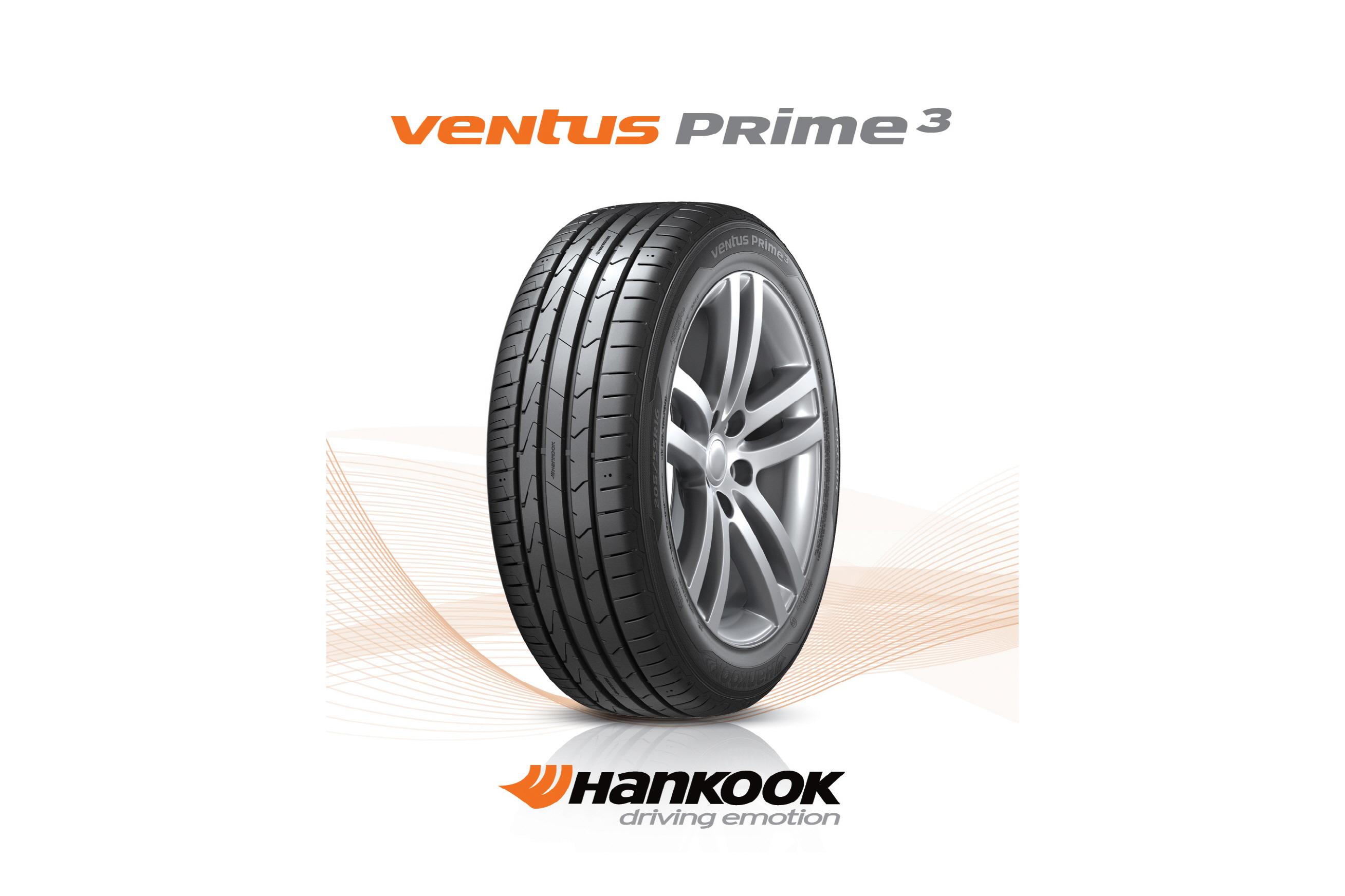 Hankook Ventus Prime 3
