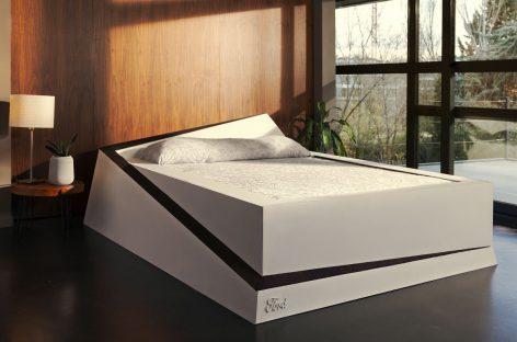 «Умная» кровать от Ford удержит спящих в «своей полосе»