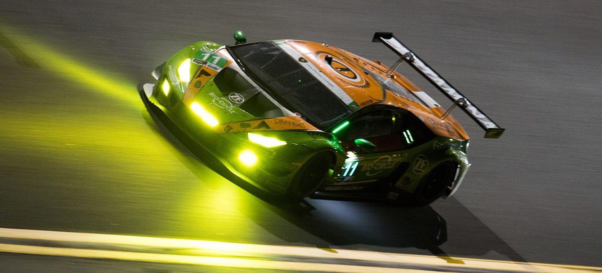 24 часа Дайтоны: Lamborghini оставляет след в истории