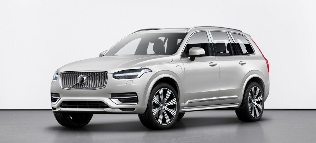 Volvo Cars делает очередной шаг навстречу электрифицированному будущему и представляет новую линейку гибридных силовых установок
