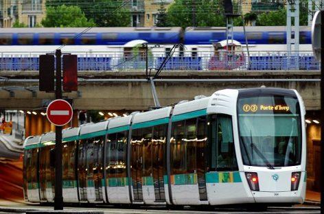 Общественный транспорт Парижа сделают бесплатным