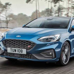 Ford сделал самый мощный Focus ST