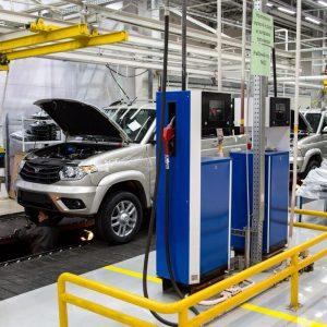 УАЗ уволит порядка 7% сотрудников
