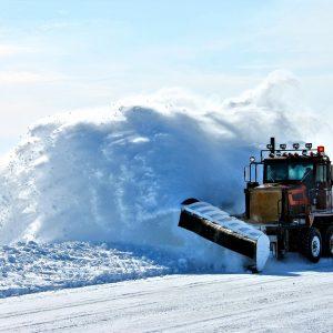 Движение по трассе соединяющей Ненецкий АО с большой землей частично восстановили