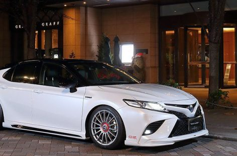 Artisan Spirits представили Toyota Camry 70 в агрессивном обвесе JDM