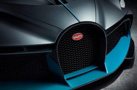 Bugatti покажет в Женеве самую дорогую машину в мире
