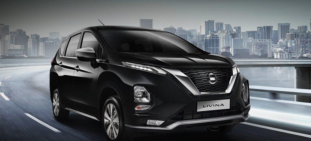 Новый Nissan Livina скопировал Mitsubishi Xpander