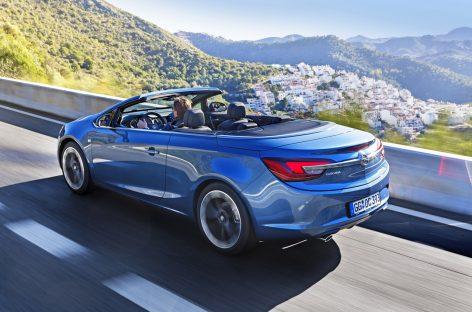 Buick завершает производство кабриолета Cascada
