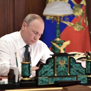 Путин назначил заместителей начальника ГИБДД России
