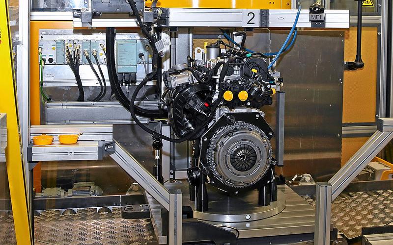 VW ЕА211 1,6 MPI