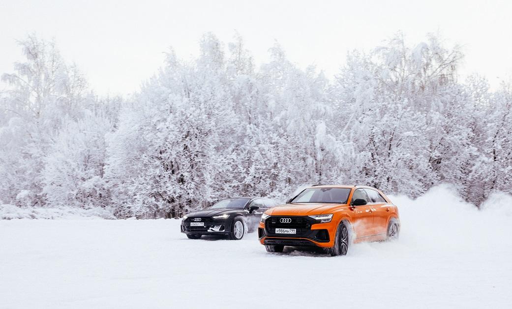Audi quattro драйв (3)