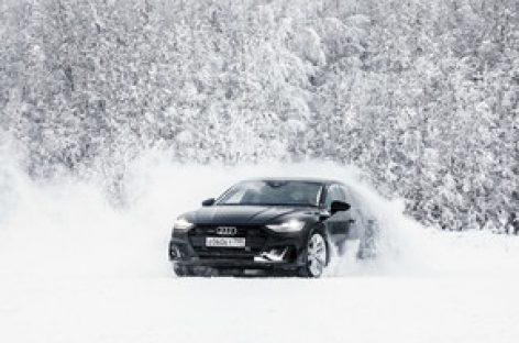 Школа водительского мастерства Audi quattro в Яхроме