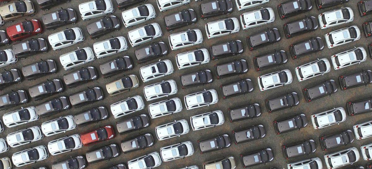 Рейтинг регионов РФ по среднему возрасту подержанных автомобилей