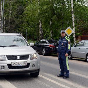 Движение ограничат в Красносельском районе Москвы до 1 июня