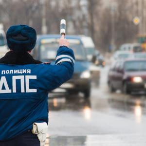 На дорогах Москвы станет больше сотрудников ДПС