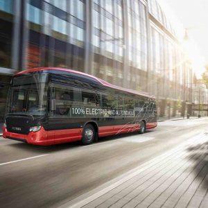 В Швеции автобус без водителя выйдет на регулярный маршрут