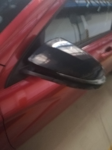 Боковое зеркало Lada Vesta FL