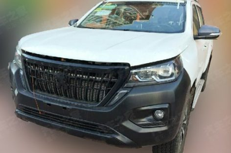 Peugeot выпустит новый бюджетный пикап
