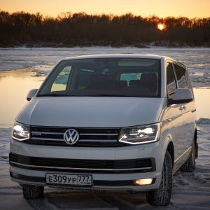 Тест-драйв Volkswagen Caravelle T6 – и транспорт, и дом, и работа