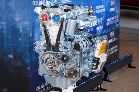 В Москве состоялась российская премьера двигателя JLE-4G18TD второго поколения