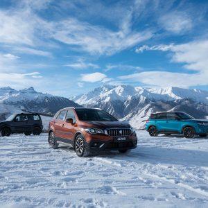 Suzuki признан лучшим брендом индекса удовлетворенности клиентов