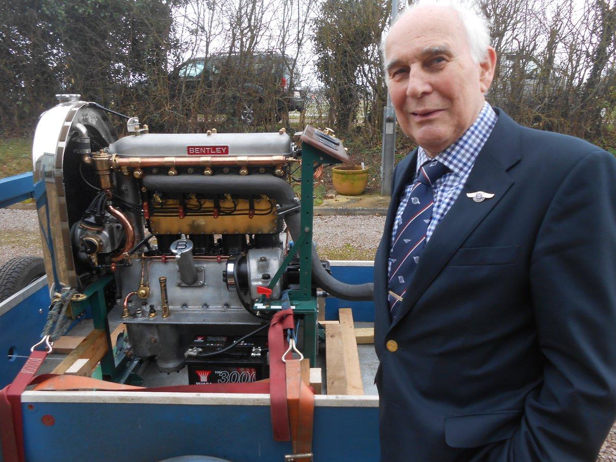 Bentley двигатель