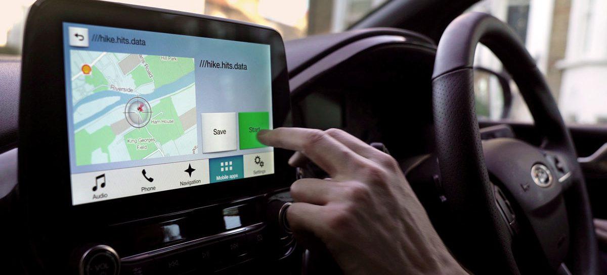 Ford интегрировал новые приложения в систему SYNC 3