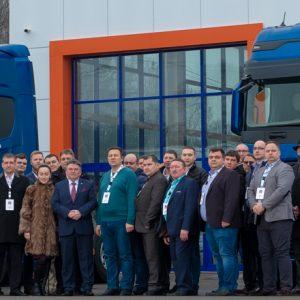 В Подмосковье прошла конференция дилеров Ford Trucks