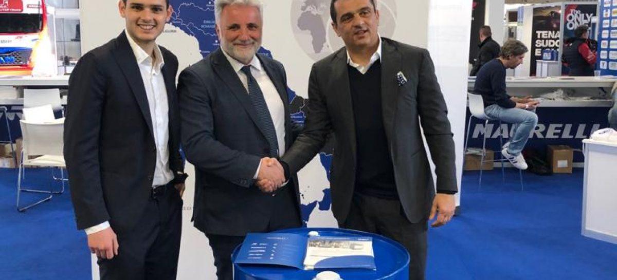 «Газпромнефть-смазочные материалы» произведет для Maurelli Group смазочные материалы