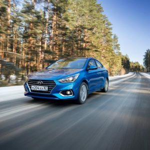 Три модели Hyundai заняли лидирующие позиции в рейтинге по сохранению остаточной стоимости
