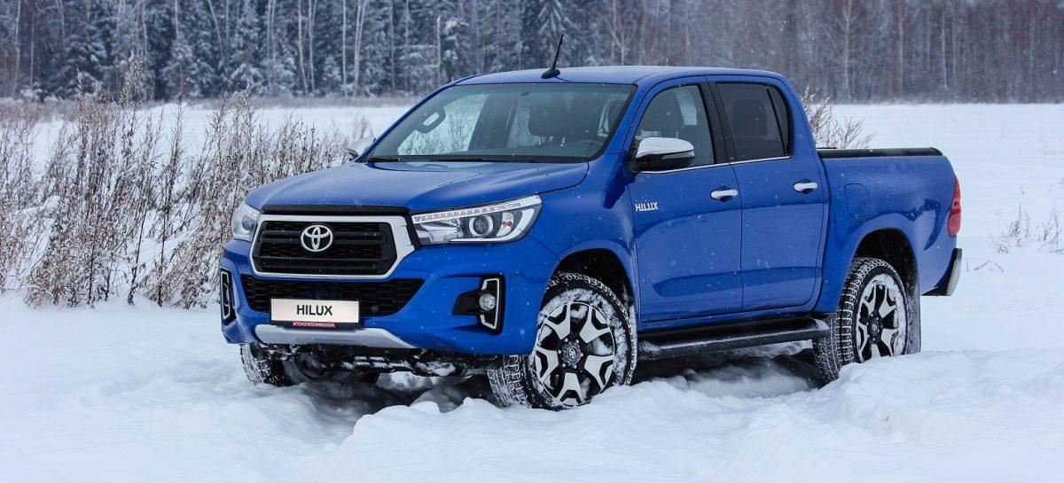 Toyota – лидер рейтинга сохранности остаточной стоимости