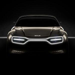 KIA представит в Женеве новый концептуальный электромобиль