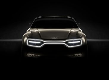 KIA представит в Женева новые модели электромобилей