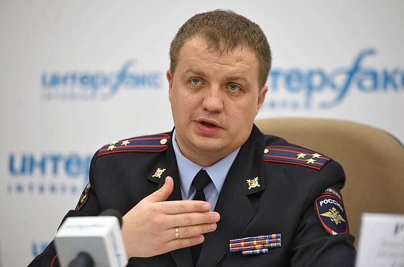 Полковник Александр Быков