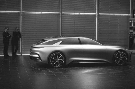 KIA покажет в Женеве концепт электромобиля